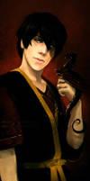 Prince Zuko by akreon