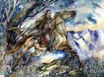 Aragorn by akreon