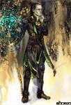 Loki by akreon