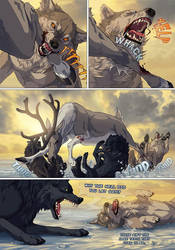 Off-White Page 33 by akreon