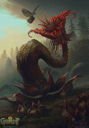 Archespore - Gwent Card by akreon