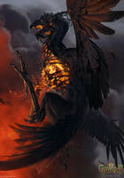Phoenix by akreon