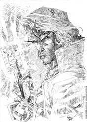 Gambit by rogercruz
