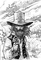 Cowboy by rogercruz