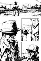 American Vampire 26, pg 1 by rogercruz