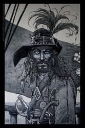 Pirate by rogercruz