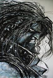 lobo sketch by rogercruz