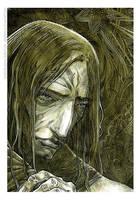 Sketchbook cover by rogercruz