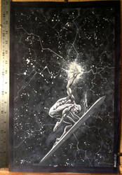 Silver Surfer art for sale by rogercruz
