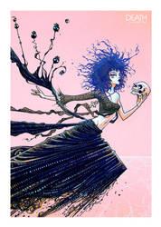 Death (Sandman) by rogercruz