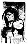 Sombra e Nicole by rogercruz