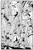 The Batman brand - High Res by rogercruz