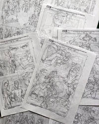 PRELIM - X-Men First Class Vol1 4 by rogercruz