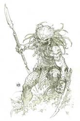 Predator High Res by rogercruz