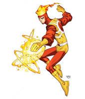 Firestorm by rogercruz