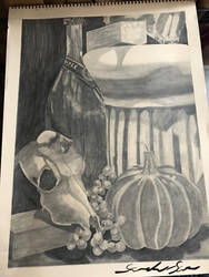 Still Life Project by Sarah-Swan