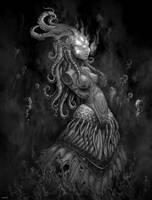 Mecha Lady 1 by Sylvanor