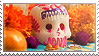 Dia de muertos stamp by Little--Dove