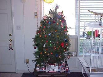 Christmas Tree by reivax