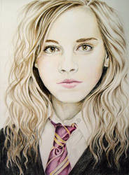 Hermione by JuliaBadeeva