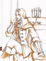 Castlevania:Alucard by CrimsonLunacy