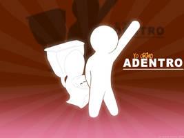 Yo orino Adentro by TheG-Force