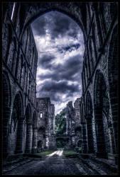 Abbey's ruins IV by zardo