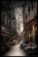 Bruxelles street I by zardo