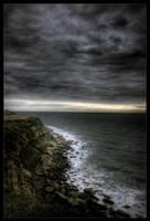 Cold Cliff by zardo