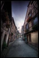 Alsace street IV by zardo