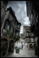 Alsace street VI by zardo