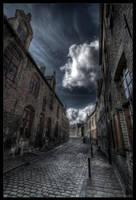Veurne Street by zardo