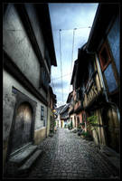 Christmass street by zardo