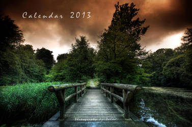 2013 Calendar by zardo