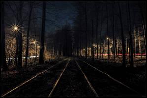 Oniric station by zardo