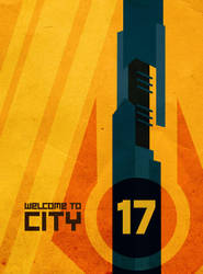 Welcome to City 17 by adamayo