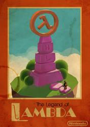The Legend Of Lambda by adamayo