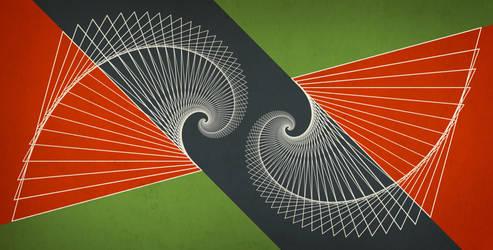Spirals by adamayo