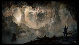 Rise of the Tomb Raider fan art by matty17art