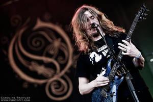 Opeth at Hellfest II by CaroFiresoul