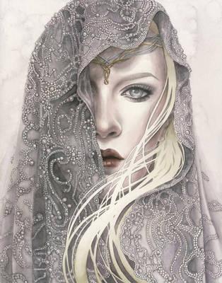 Lady of Light by kellymckernan