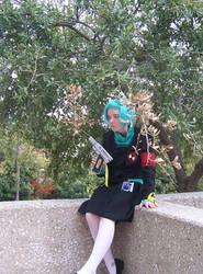 Fuuka Yamagishi cosplay by Flutterby727