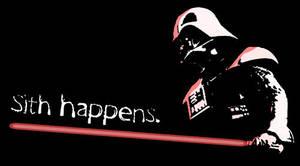Sith Happens by agcm