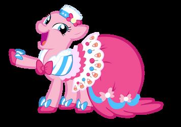 _______'s Dress (Pinkie Pie version) by OmoriP