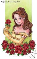 .:Belle:. by MrsMagalink