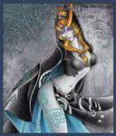 The Twilight Princess by MrsMagalink