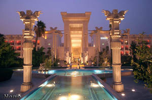 Hotel Dariush by monib