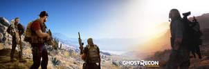 Ghost recon wildlands by blackbeast