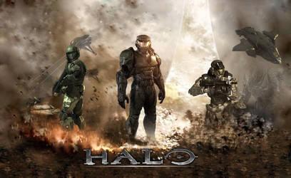 Halo Legacy 2 by IAmDashing12