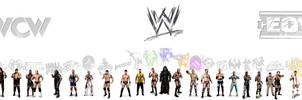 WWE 2013 by IAmDashing12